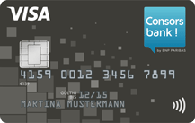 Consorsbank Visa Classic