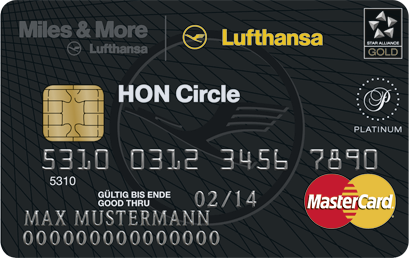 Lufthansa HON Circle Credit Card