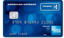Unterschrift American Express Karte.Payback American Express 4000 Punkte Gutschrift 0 00