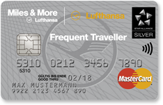 miles and more frequent traveler credit card