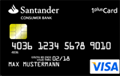 Santander 1 Plus Visa Card mit Sofort Limit