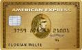 Amex Karte Gold