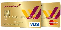 Germanwings Kreditkarte Gold