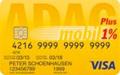 ADAC Club Mobil Karte