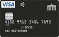Deutschland Kreditkarte (Visa)