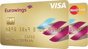 Eurowings Card Gold