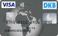 DKB Kontowechsel Visa