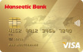 Hanseatic Bank Gold Card