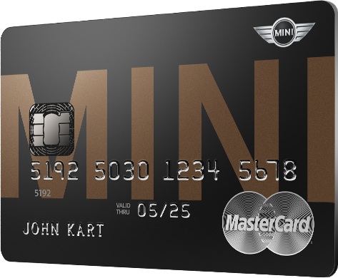 Mini Credit Card
