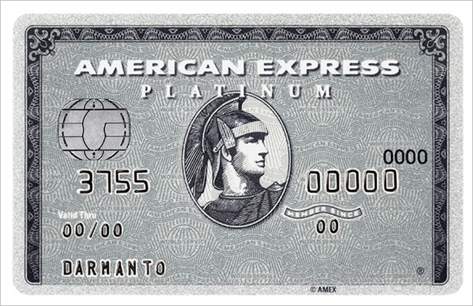 Unterschrift American Express Karte.American Express Platinum Card Test Kosten Leistungen
