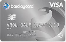 Barclaycard New Visa Studenten Kreditkarte