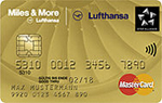 Lufthansa Miles and More Gold Mastercard Business