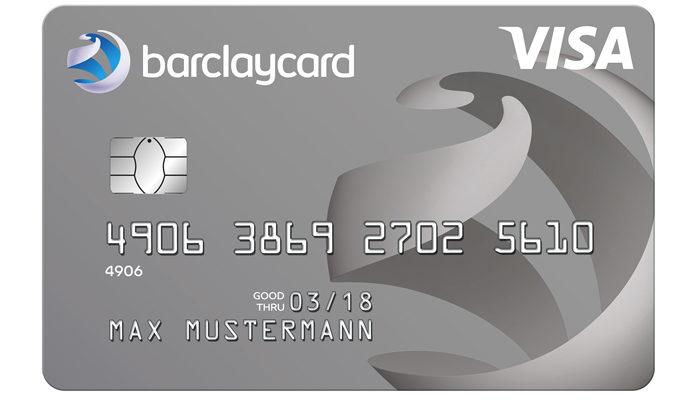 barclaycard new visa test die vorteile nachteile geb hren 0 00. Black Bedroom Furniture Sets. Home Design Ideas