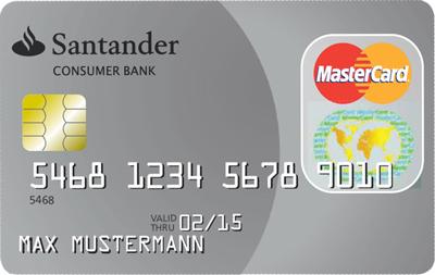 Santander Travelcard