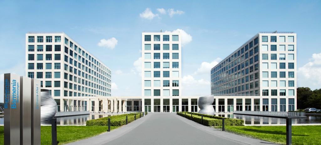 Barmenia Hauptverwaltung in Wuppertal