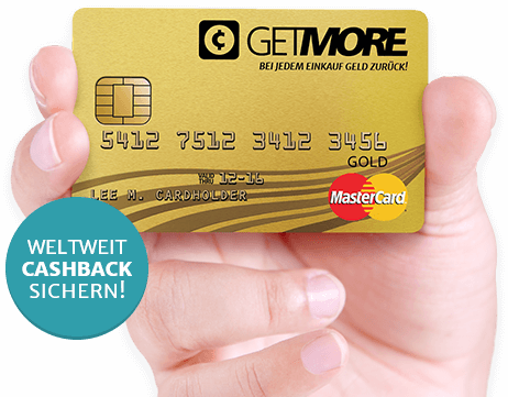 Getmore Master Card Gold