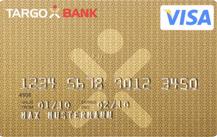 Targobank Visa Gold Kreditkarte