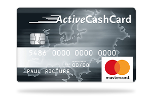 Active Cash Card