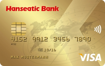hanseatic bank goldcard
