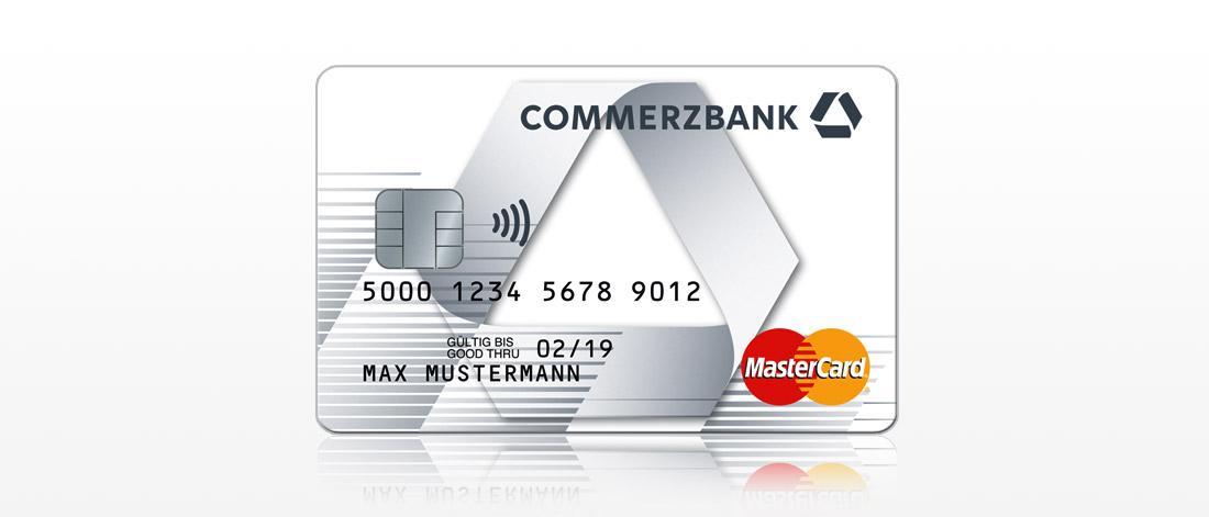 Commerzbank Prepaid Kreditkarte MasterCard