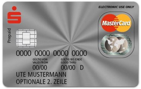 Prepaid Kreditkarte Test
