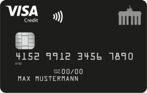Deutschland Kreditkarte Limit 3000