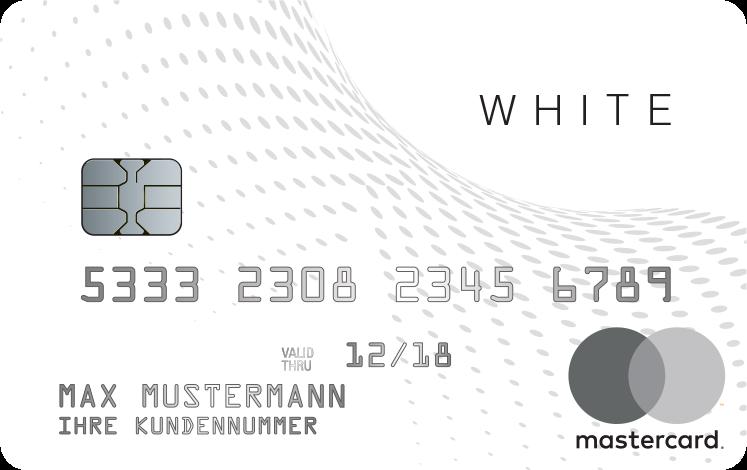 black white prepaid mastercard